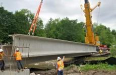 Boyd Conservation Area - Pedestrian Bridge