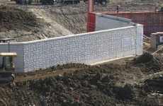 Upper Unionville Retaining Wall